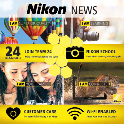 Nikon in South African News