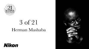 Portrait Herman Mashaba