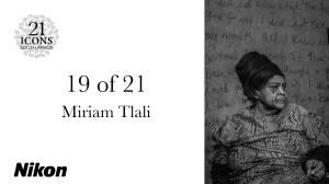 Portrait Miriam Tlali