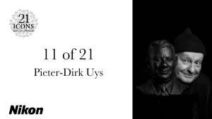 Portrait Pieter-Dirk Uys