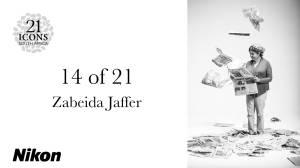 Portrait Zabeida Jaffer