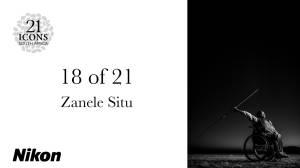 Portrait Zanele Situ
