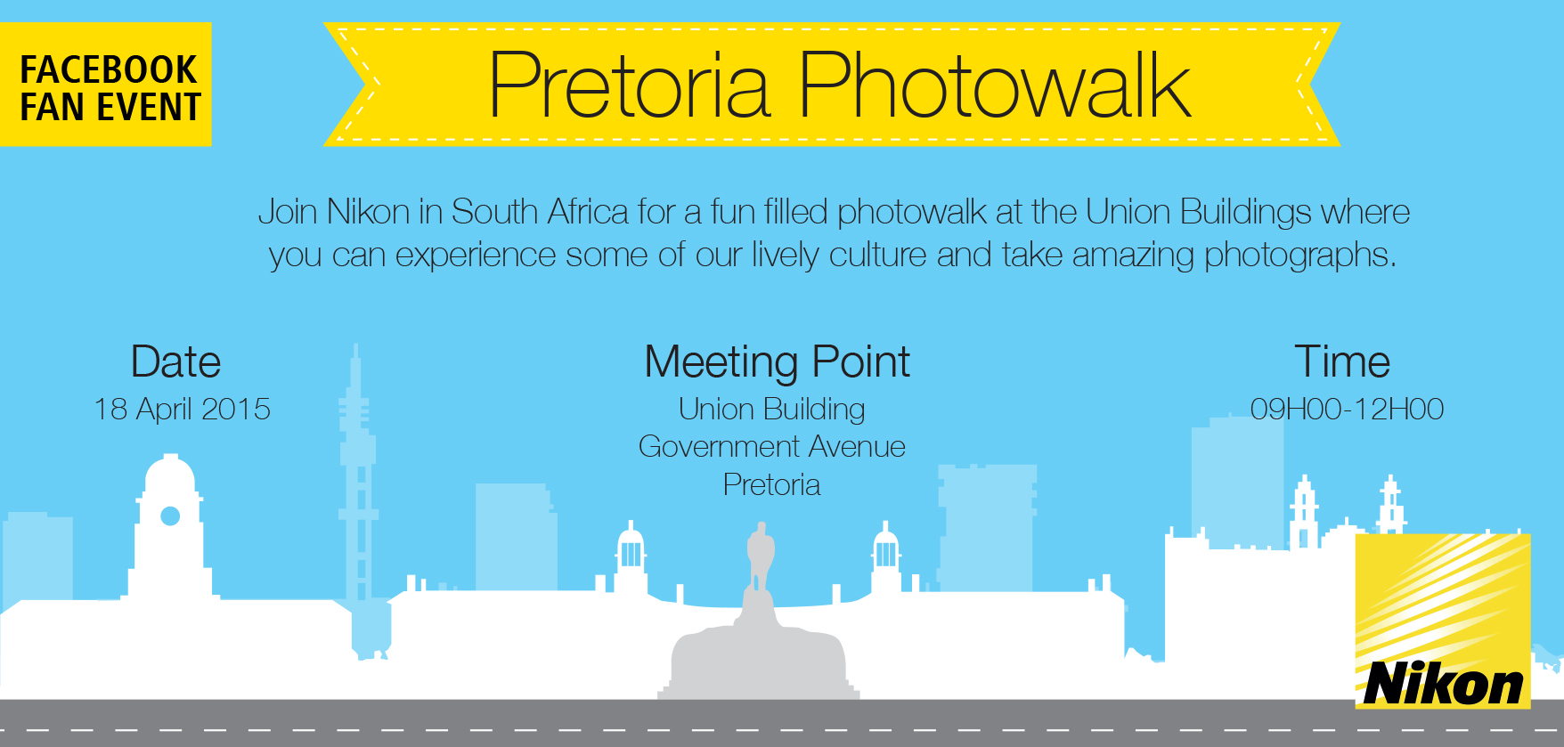 Pretoria Photowalk_Facebook highlight