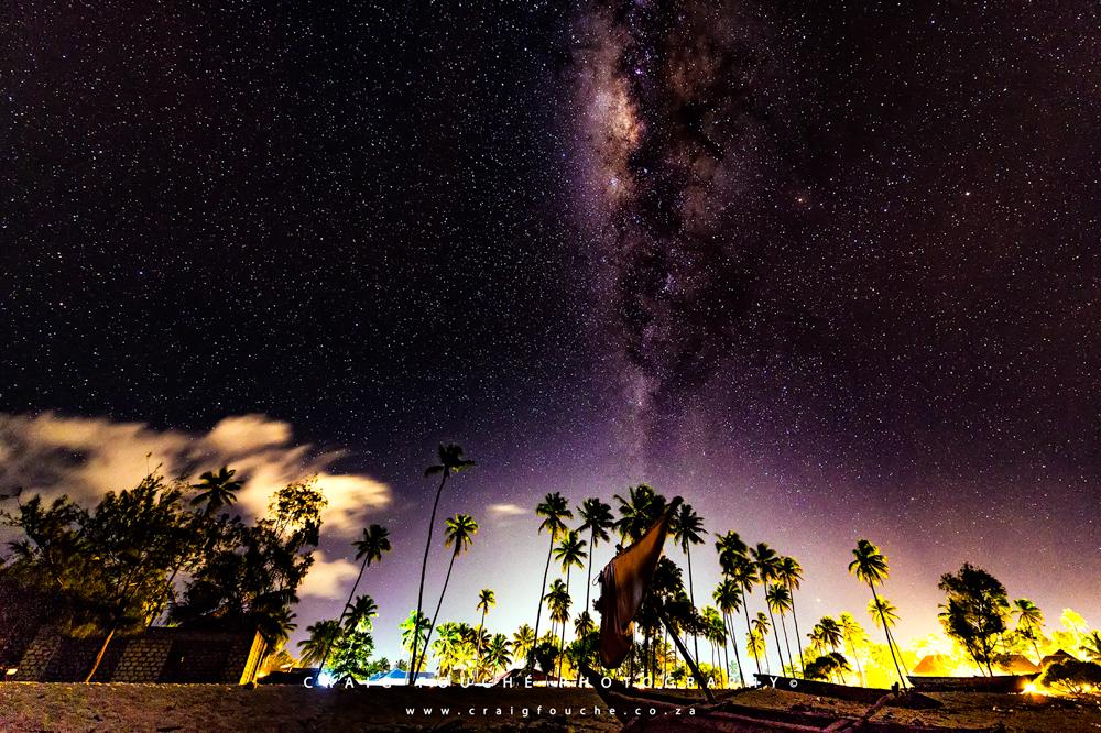 Milky Way, Nungwi, Zanzibar
