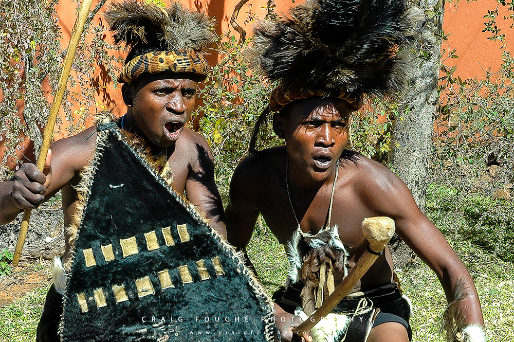 Zambian Warriors, Livingstone, Zambia