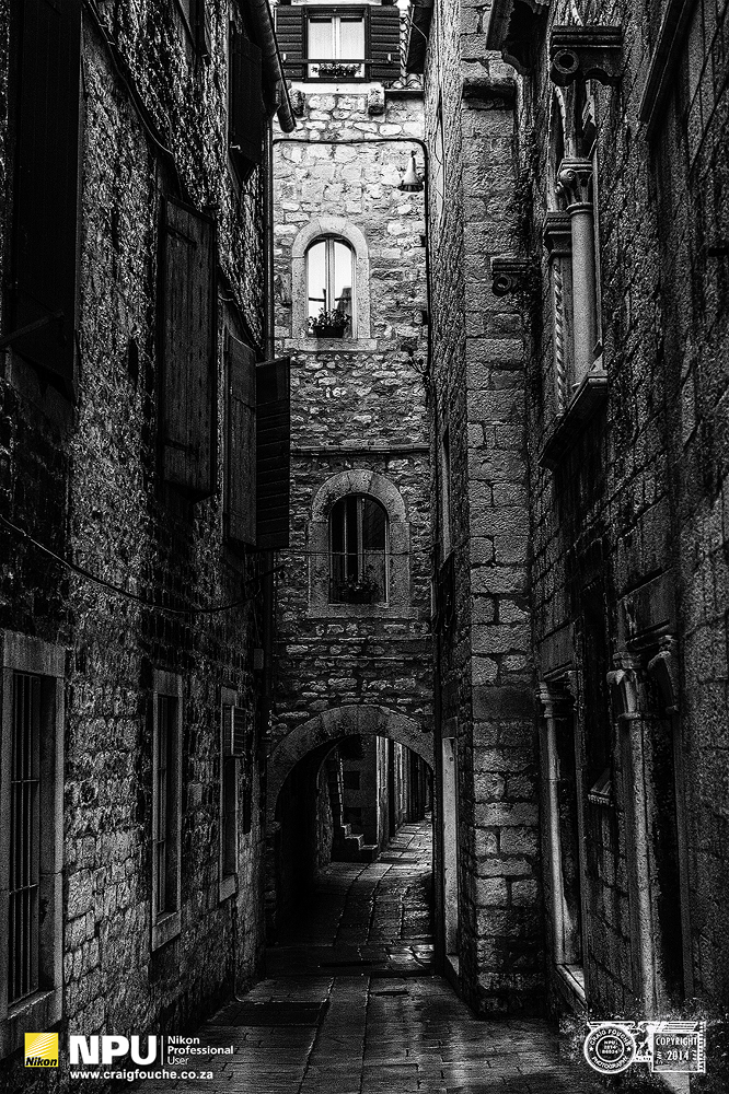 Old Town, Split, Croatia