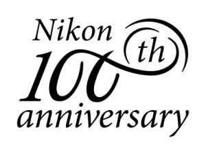 nikon100-logo