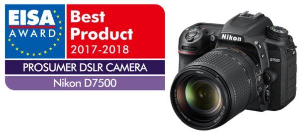 D7500+EISA