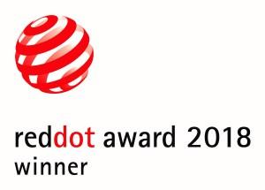 RedDot2018winner