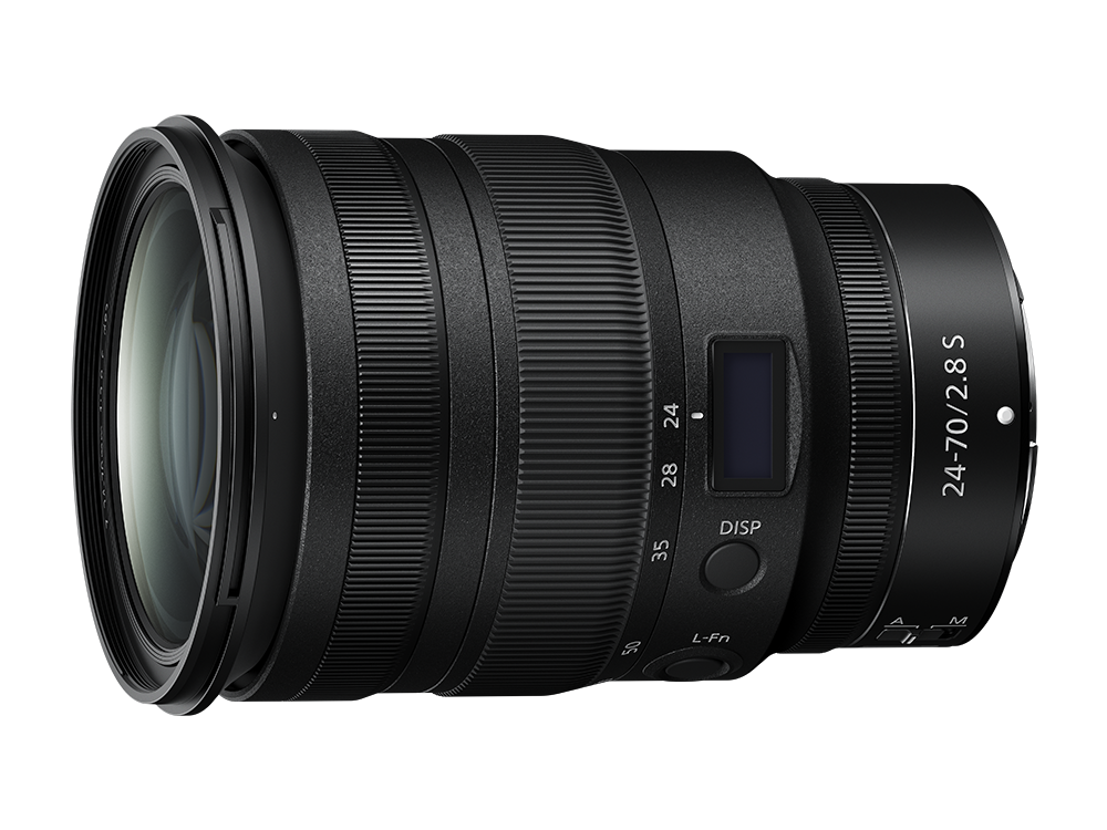 Z24-70mm f2_8 lens